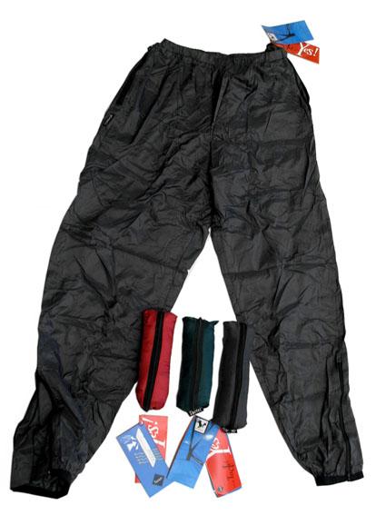 větrovkové kalhoty Tactel